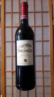 Rotwein Toscanello 2006 0 75
