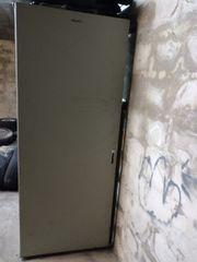 Stahlschrank Kunststoff beschichtet 200x100x30