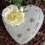 Kindergrab und Sternenkinder Herz mit