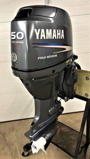 YAMAHA 50 PS Außenbordmotor 4-Takt