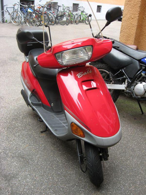 50 er Roller Honda Bali