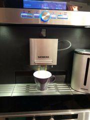 Siemens Einbau Kaffeevollautomat
