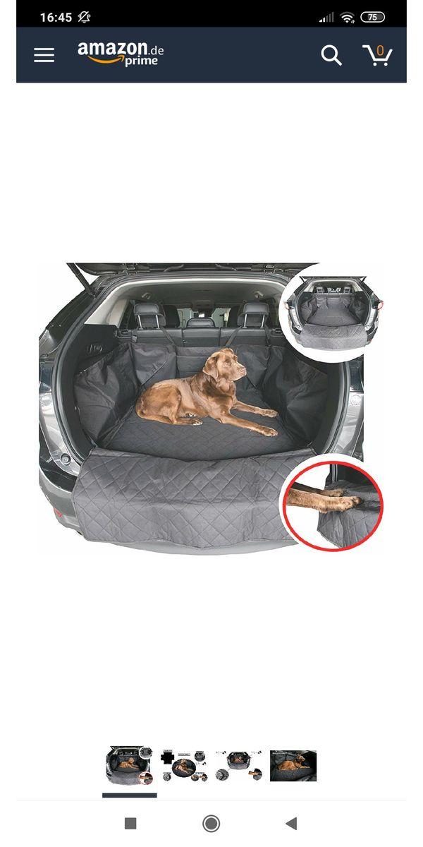 neu fixcape Doggy Komfortable Kombi