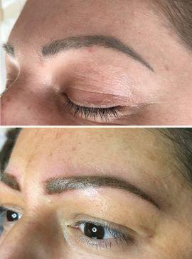 Permanent Make up für Augenbrauen: Kleinanzeigen aus Gießen Innenstadt - Rubrik Kosmetik und Schönheit