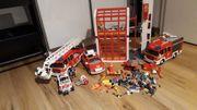 Playmobil Feuerwehr Set