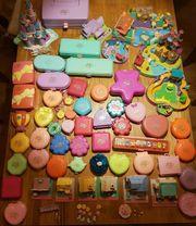 Mega Polly Pocket Mini Sammlung
