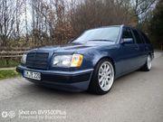 Mercedes W124 E220T Tüv neu