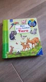 Mein junior-Lexikon Tiere