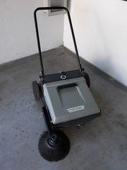 Kehrmaschine Weidner Handkehrmaschine