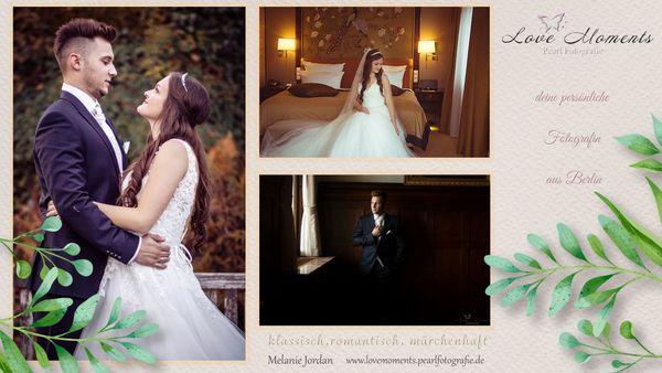 Hochzeitsfotografie Berlin Brandenburg