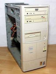 PC Fujitsu-Siemens Computer ohne Festplatte