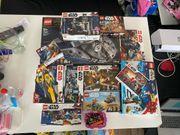 Lego Star Wars Konvult Sammlerauflösung