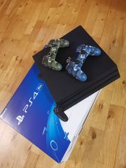 PS 4 Pro 2 TB