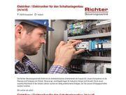 Elektriker Elektroniker für den Schaltanlagenbau