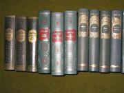 Mehrere Karl May Romane zu