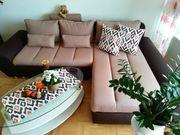 Moderne Couch Sofa NEUwertig