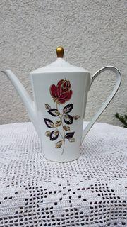 Kaffeekanne Schumann Arzberg Bavaria