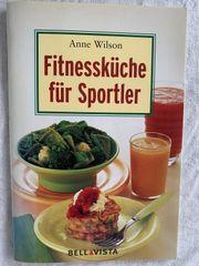 Buch Fitnessküche für Sportler zu