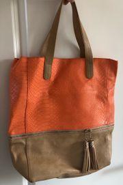 Toller Sommer Shopper Tasche Handtasche