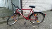 Peugeot Sun Valley rotes MTB