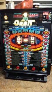 Geldspieler Spielautomat Venus ORBIT von