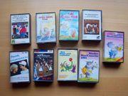 Musikkassetten Kinder