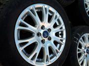 4 Orig Ford Alu Speichen