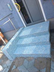 Spanndecken-Steinteppich
