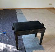 Klavierhocker Klavierschemmel BURGHARDT