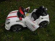 Kinderauto MG Sportwagen mit Elektroantrieb