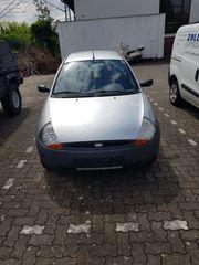 Ford KA Ersatz Teileträger