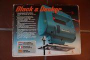 Stichsäge Black Decker DN521