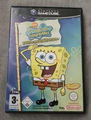 Nintendo Gamecube - Spongebob Battle for