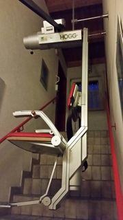 Treppenlift schweizer Markenfabrikat