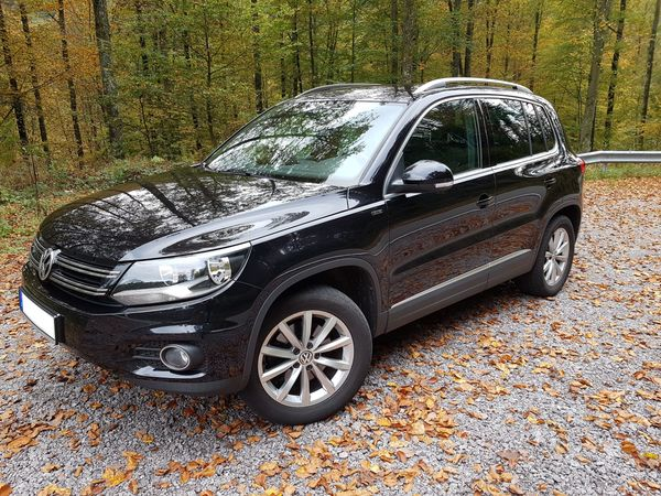 VW Tiguan Track Style Lounge