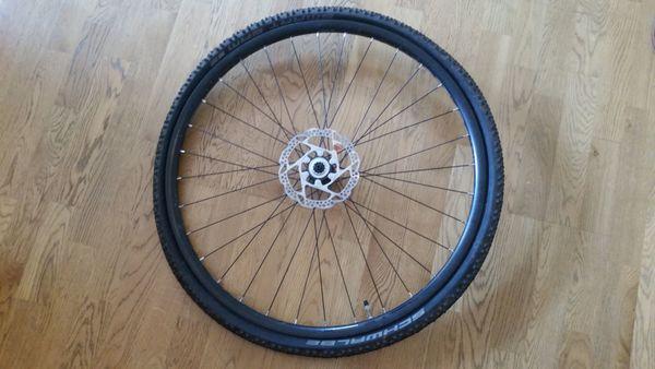 28 Fahrradreifen Felge Laufrad mit