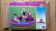 NEU großes Kinder-Planschbecken Clown Kinder-Pool