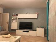 Ikea Besta Wohnwand mit vielen