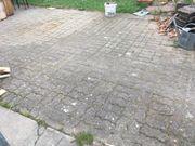 Betonpflaster zu verschenken ca 25 m2