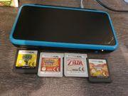 Nintendo 3ds 4 Spiele