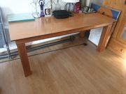 Moderner Schreibtisch Massivholz
