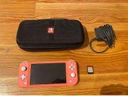 Nintendo Switch Lite - Rosa 250EUR
