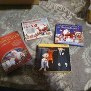 Weihnachtscd und DVD