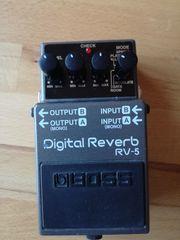 Boss Reverb RV-5