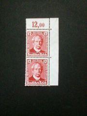Briefmarke Deutsches Reich 12 Pfennig