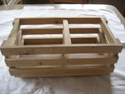 Holzkiste Geschenkkiste Kiste aus Holz