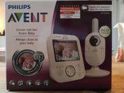 Philips Digitales Video Babyphone Avent