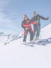 Suche privaten Skilehrer