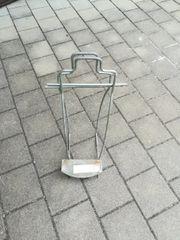 Halter Müllsack