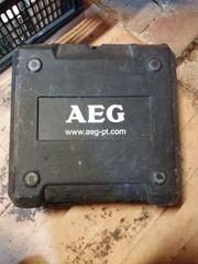 AEG Akku- Schlagbohrmaschine